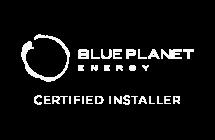 CertifiedBlue Planet Installer